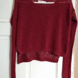 Abercrombie and Fitch xs sweater